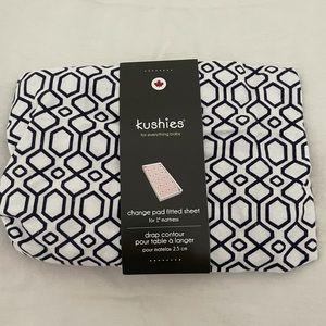 🆕 Kushies change pad cover NWT